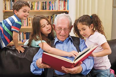 Leveraging income tax deferral great tool for grandchildren