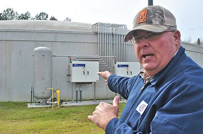 Hardeeville's new water treatment plant prepared for anything