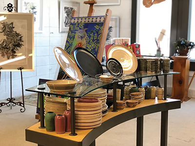New makers space, studio opens on island's south end