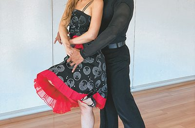 In many forms, swing  dance is fun, easy to learn