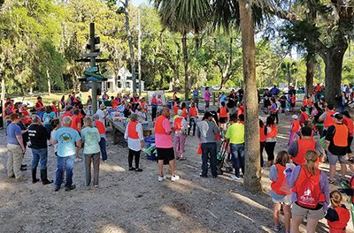 It takes all hands to 'Keep Beaufort County Beautiful'