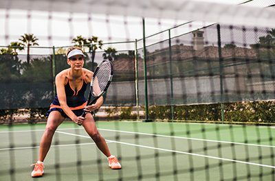 Improved footwork can reduce unforced errors up to 70%