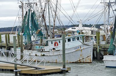 Lifelong shrimper tells different kind of Lowcountry history