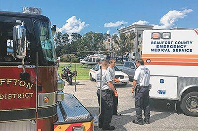 Fire district weaves citizen input into future plans