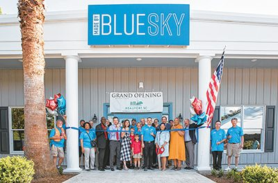 Blue Sky hemp processing plant now open in Beaufort County