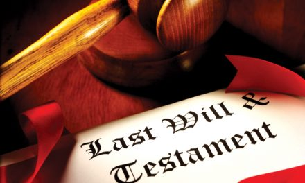 Challenging a will can be difficult, with proof required
