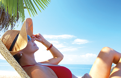 Give your hair special care during summer heatwave