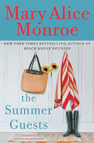 Monroe's latest novel perfect for summer beach reading