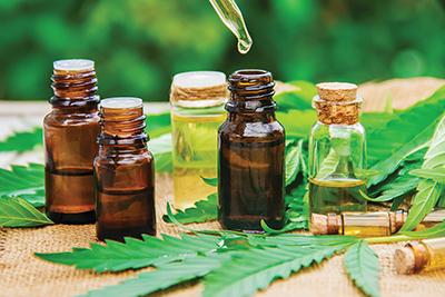 CBD products often good for inflammation, skin, headaches