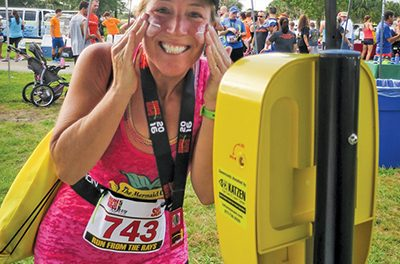Protect the skin you're in with sunscreen from new dispensers