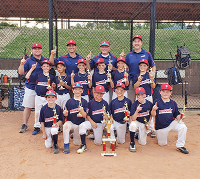 Lots of Bluffton's boys of summer heading to championships