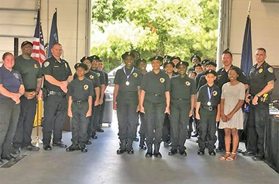 Club members graduate from Bluffton Explorers life program