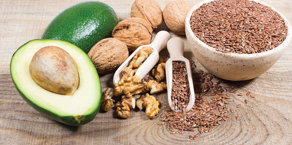 Healthy fats can have moderate place in whole food diets
