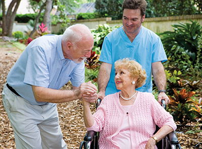 Ask for outside help to avoid family caregiver burnout