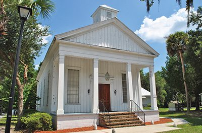 Call to action celebrates Bluffton's newest national landmark
