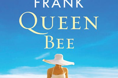 Frank's latest novel explores quirky relationships – and bees