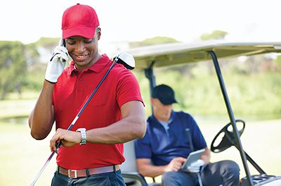 Tips to help slower players speed up on golf course