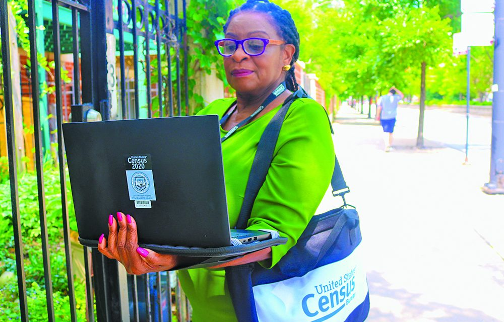 Census enumerating takes turn with 21st century tech