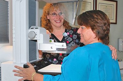 Lower cost mammograms offered
