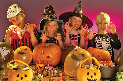 Play it safe with Halloween costumes, treats, lights