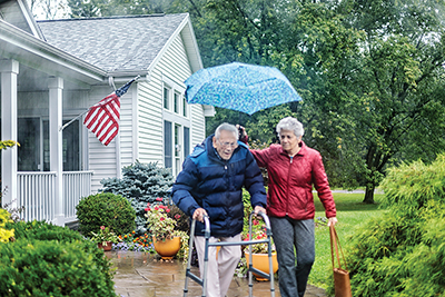 Tips for preparing, caring for seniors during storm season