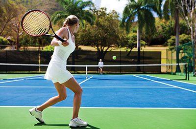 Most under-practiced tennis shot: The service return