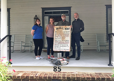 Unique Bluffton artifact  donated to S.C. State Museum