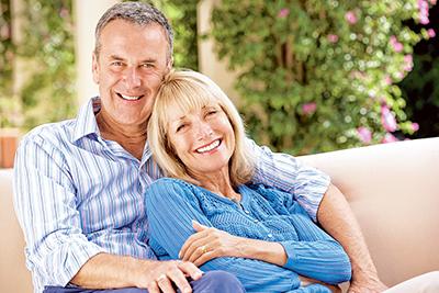 Enjoy better denture retention with dental implants