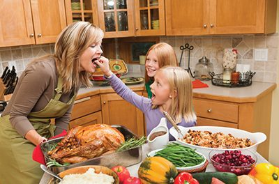 Take safety precautions when preparing for holidays