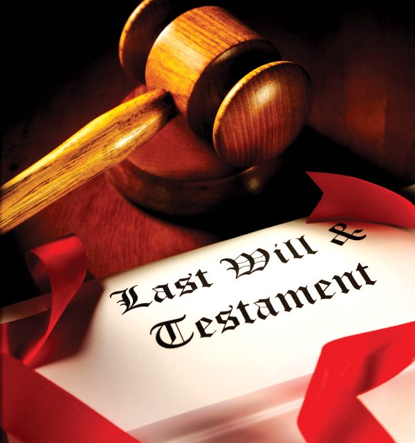 Get professional help when administering an estate