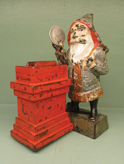 Celebrate holidays with Jolly Old St. Nicholas, a joyful collectible