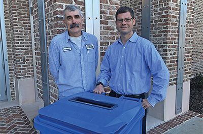 USCB Bluffton to introduce single-stream recycling
