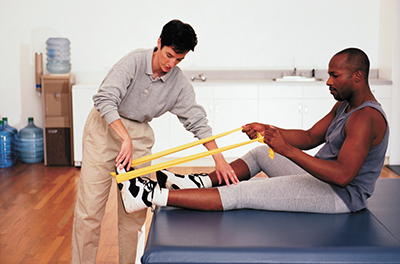 Rehab after stroke includes therapy, adaptation, prevention