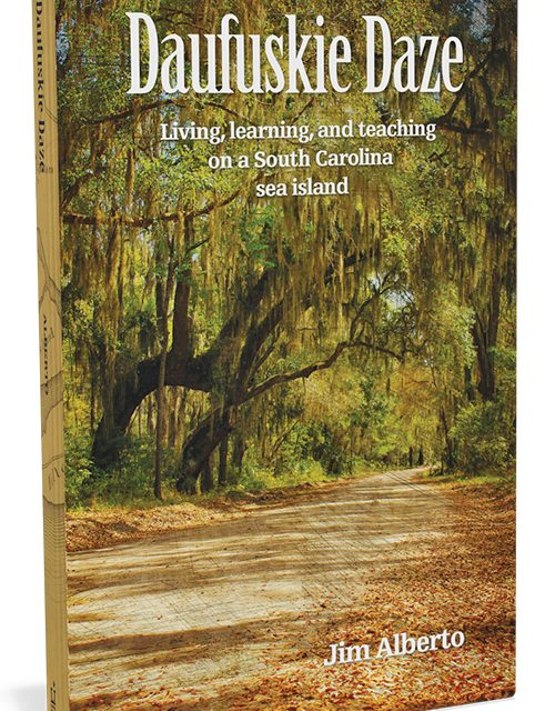 Book tells tales of living, learning, teaching on sea island