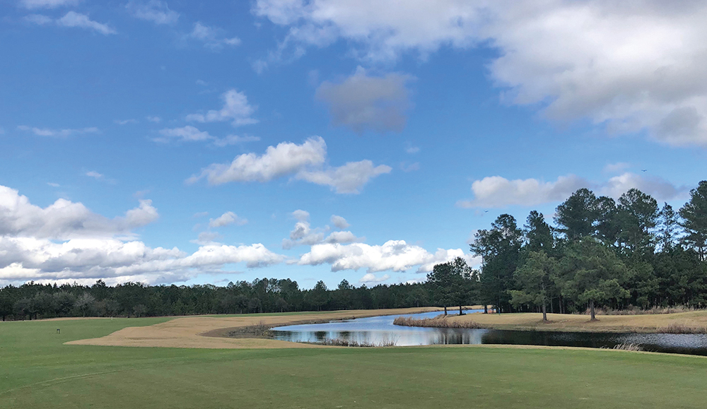 Hilton Head Lakes offers great golf, outstanding 19th hole