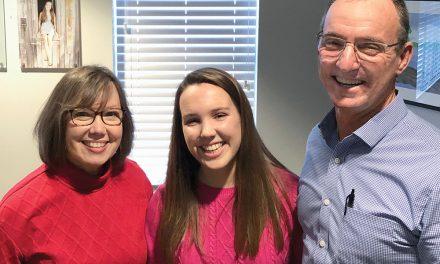 Bluffton student raises funding for hospital renovations