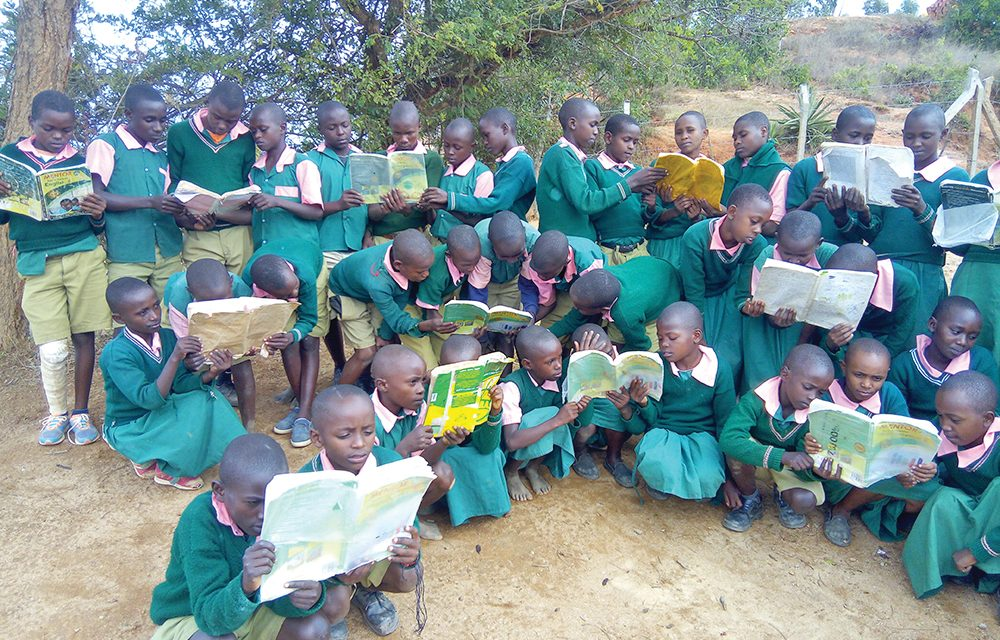 Bluffton man send loads of books to Africa after visit