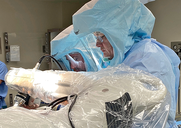 BMH now offers robotic-assisted knee replacement surgery