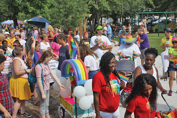 Volunteers sought for upcoming annual Lowcountry PRIDE fest