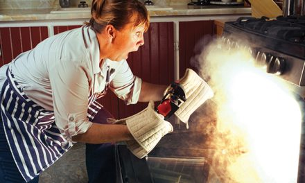 Learn to use fire extinguisher before you need it