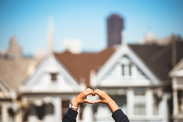 Show your home some love this February … and every month