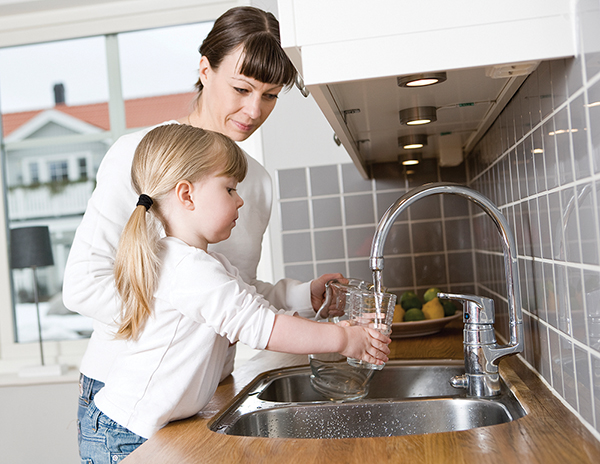 Do you know where your tap water comes from?