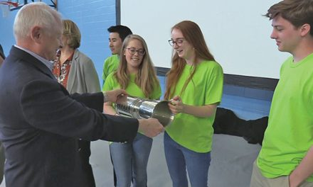 BHS team wins tie-breaker, takes trophy academic competition