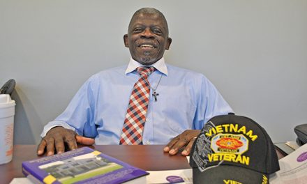 Veterans homeless shelter a haven of hope, healing