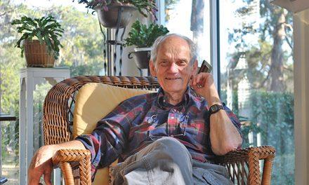 Emmett McCracken: Bluffton 'was just a neat place to grow up'