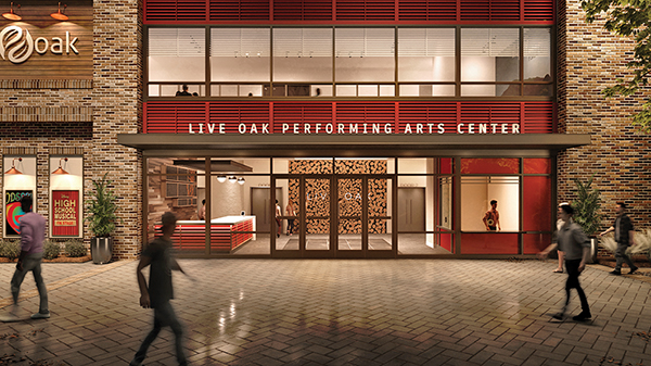 State-of-the-art performing arts center coming to Bluffton