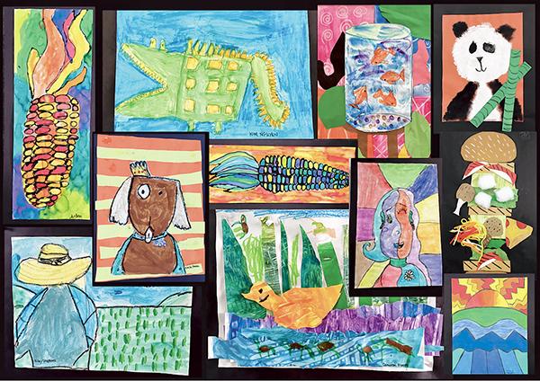 SOBA offers Summer  Art Camp for kids