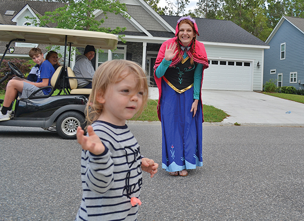 Separation celebration a new dynamic for birthday parties