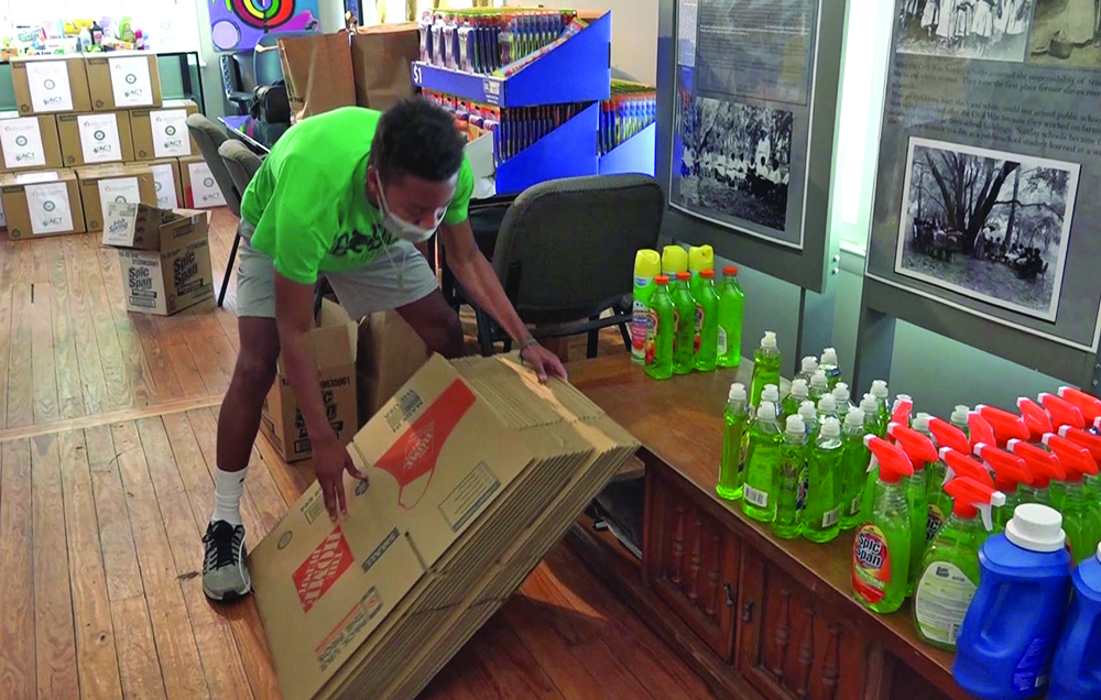Soup Kitchen expands pick-up,  delivery to include basic supplies