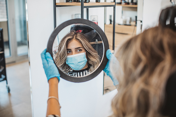 Salons complying with guidelines remain safe for all